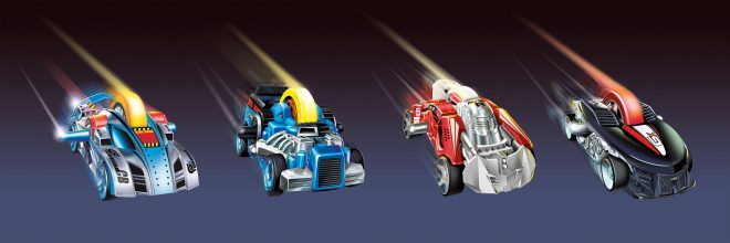 GX Racers Wave 2