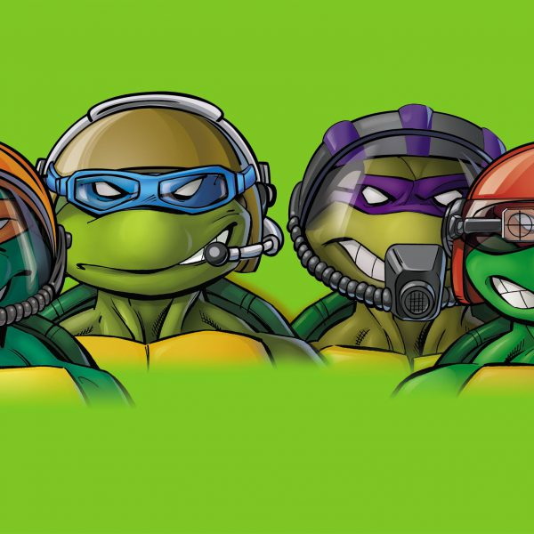 TMNT Aviators