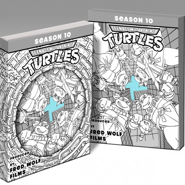 Packaging Concept Sketch