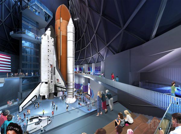 The Space Shuttle Gallery