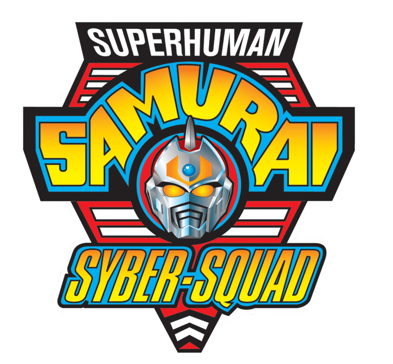 Logo for TV Show and Toyline