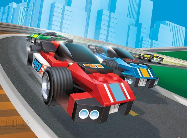 Game Illustrations