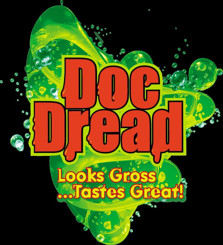 Doc Dread™ Toy properiy logo for Playmates Toys