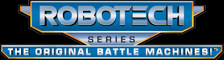 Robotech Logo For Playmates Toys